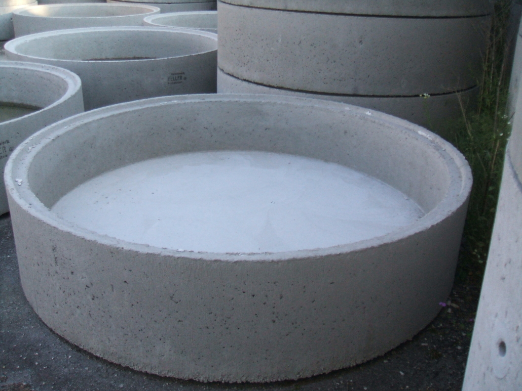 Schachtring beton