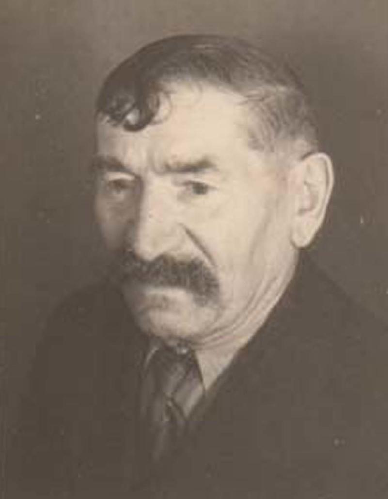 Georg Heller, der Begründer des Unternehmens
